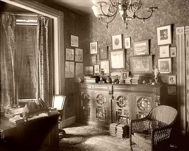 Drawn office victorian Century 343 19th Victorian Flickr