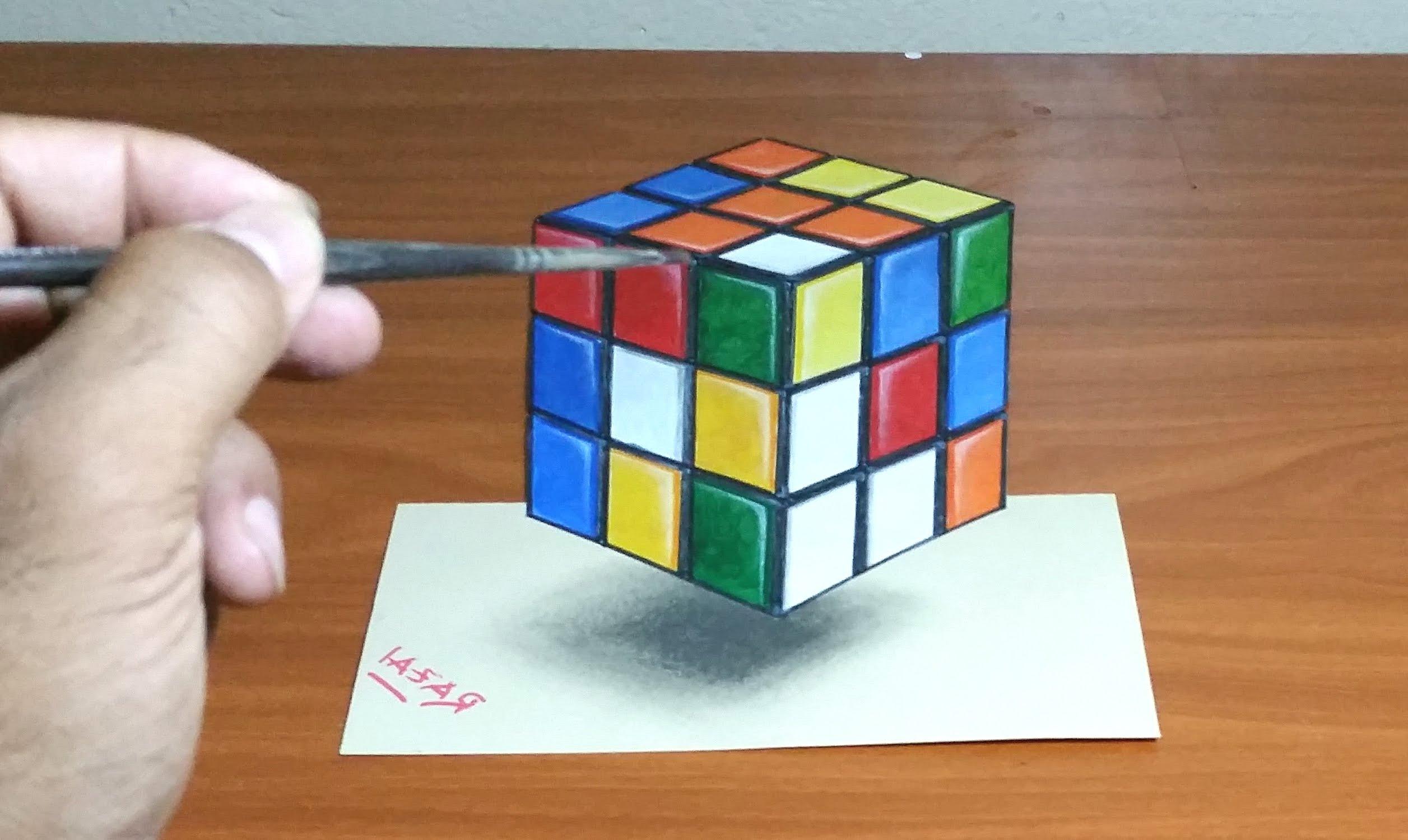Drawn optical illusion 0ptical NEW HD Illusions Compilation