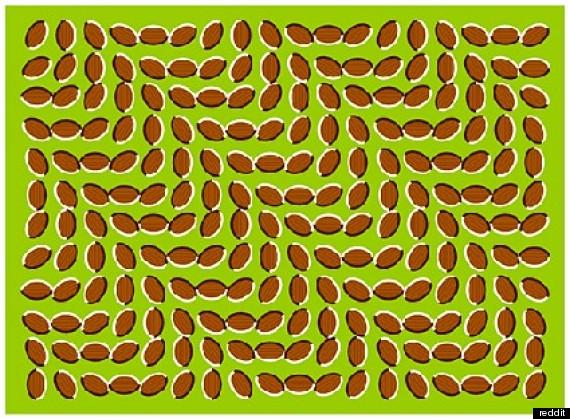 Drawn optical illusion 0ptical Optical Illusions illusions 10