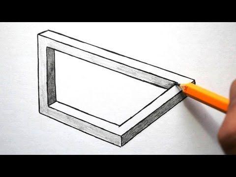 Drawn optical illusion 0ptical On Optical Pinterest Illusion a