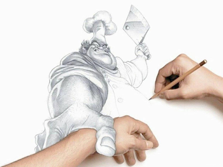 Drawn optical illusion anime (1500×1125) 1 jpeg jpeg pictures