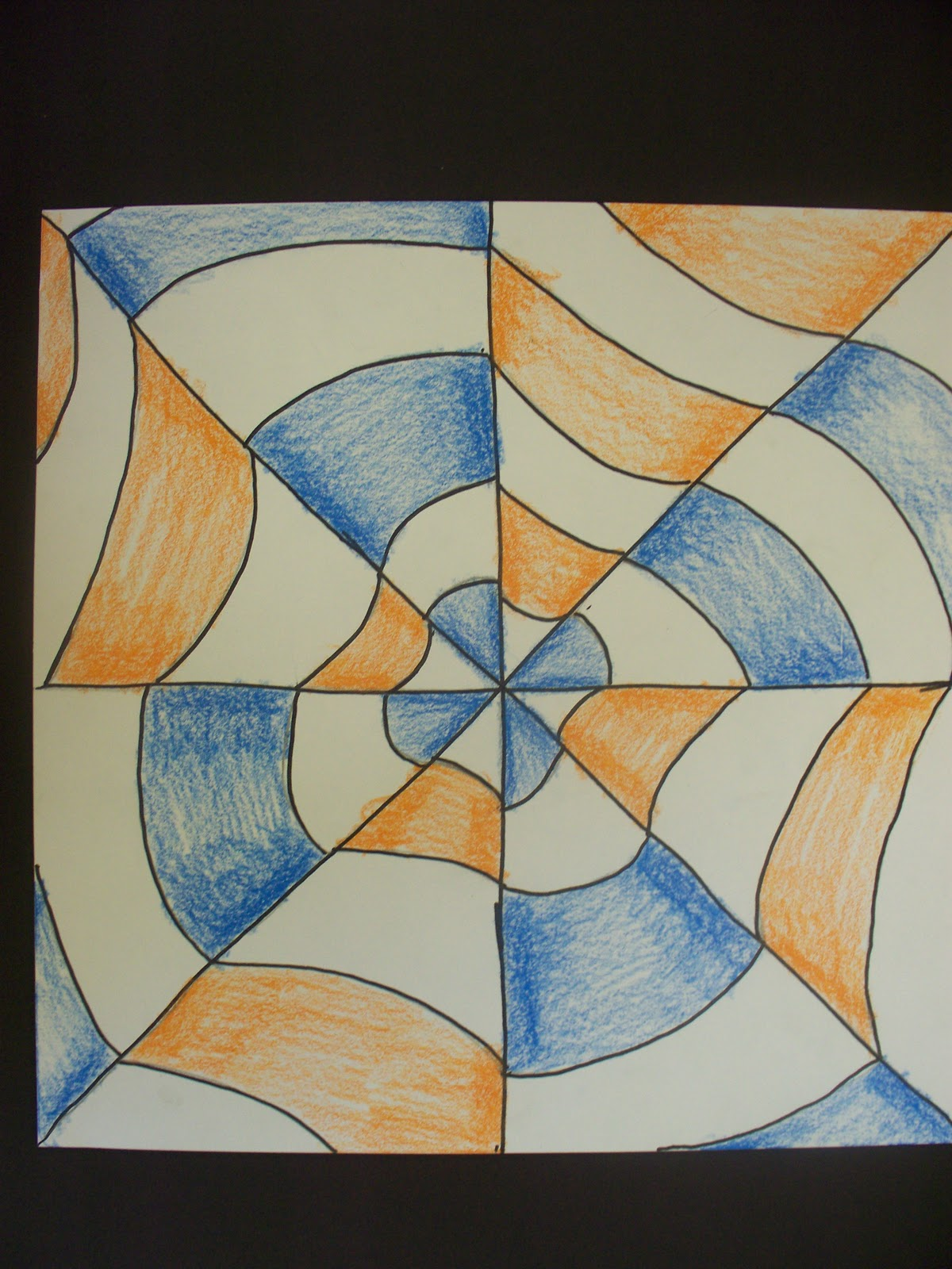 Drawn optical illusion basic Into our designs in about