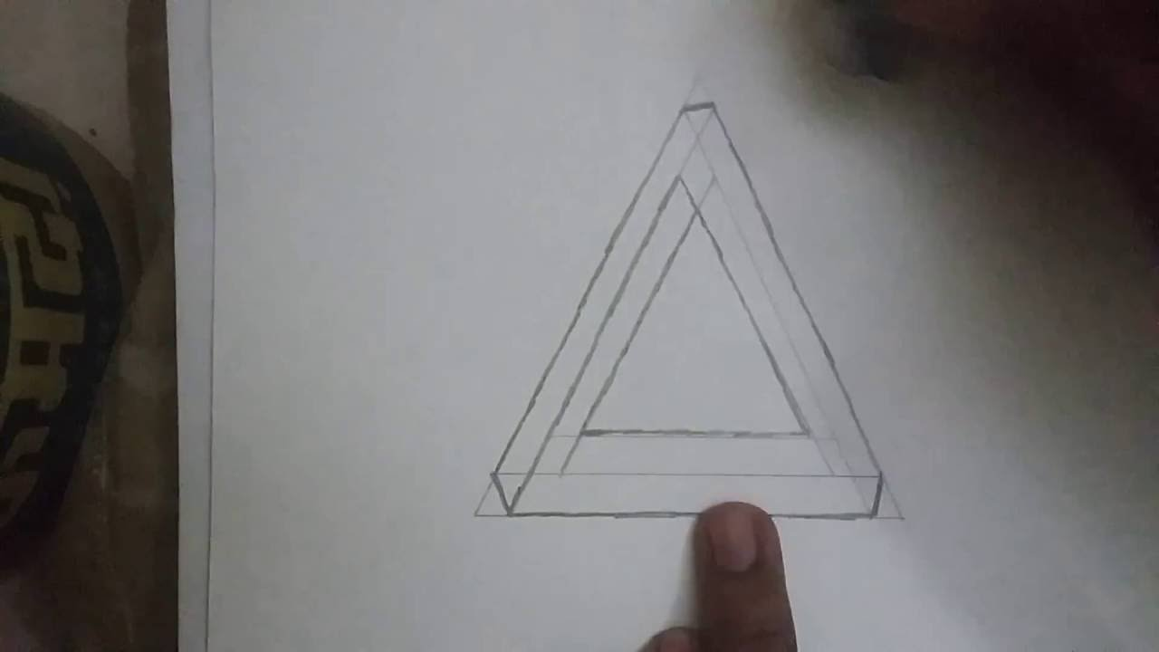 Drawn optical illusion beginner For optical and and illusions