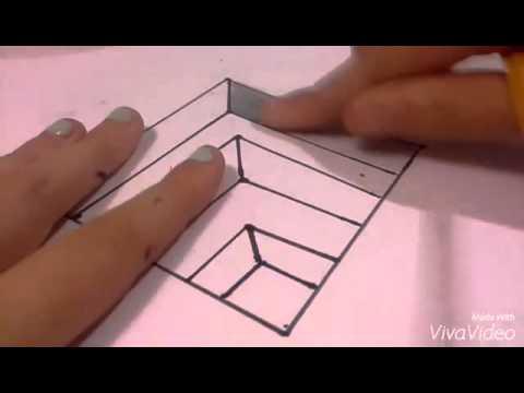 Drawn optical illusion beginner YouTube an How optical optical
