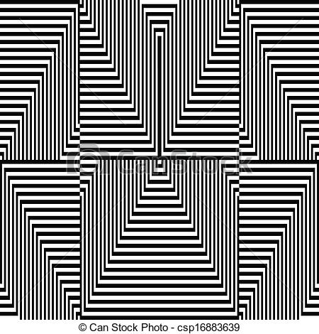 Illusion clipart vertigo And Black white Black and