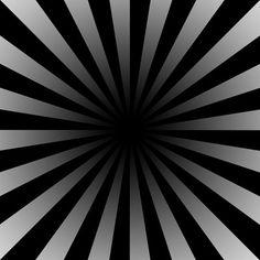 Drawn optical illusion black hole Have variety a Optical Illusion