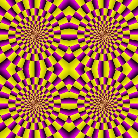 Drawn optical illusion circle Will 25dip Illusion Images Optical