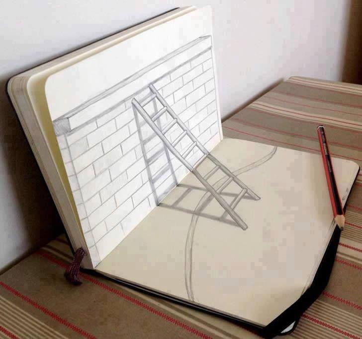 Drawn optical illusion cool pop You Pinterest Pop on 14