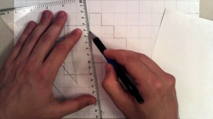 Drawn optical illusion deep How Drawing to point Optical