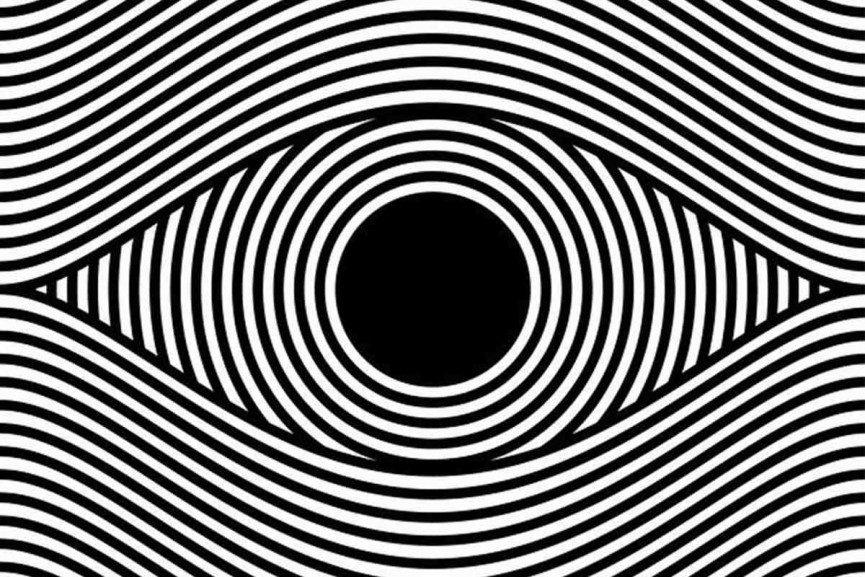 Drawn optical illusion deep Art Today? is WideWalls optical