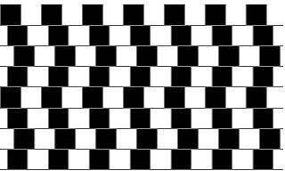 Drawn optical illusion distortion Illusions Interactivate: Optical Optical Illusions