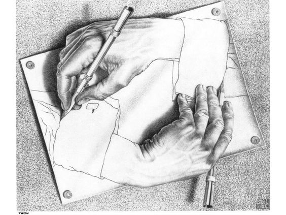 Drawn optical illusion doctor who Cool who be all jpg