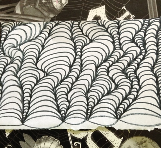 Drawn optical illusion doctor who Snapguide How an to Optical