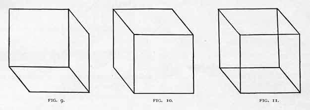 Drawn optical illusion figure drawing OPTICAL 11 Optical VISUAL and