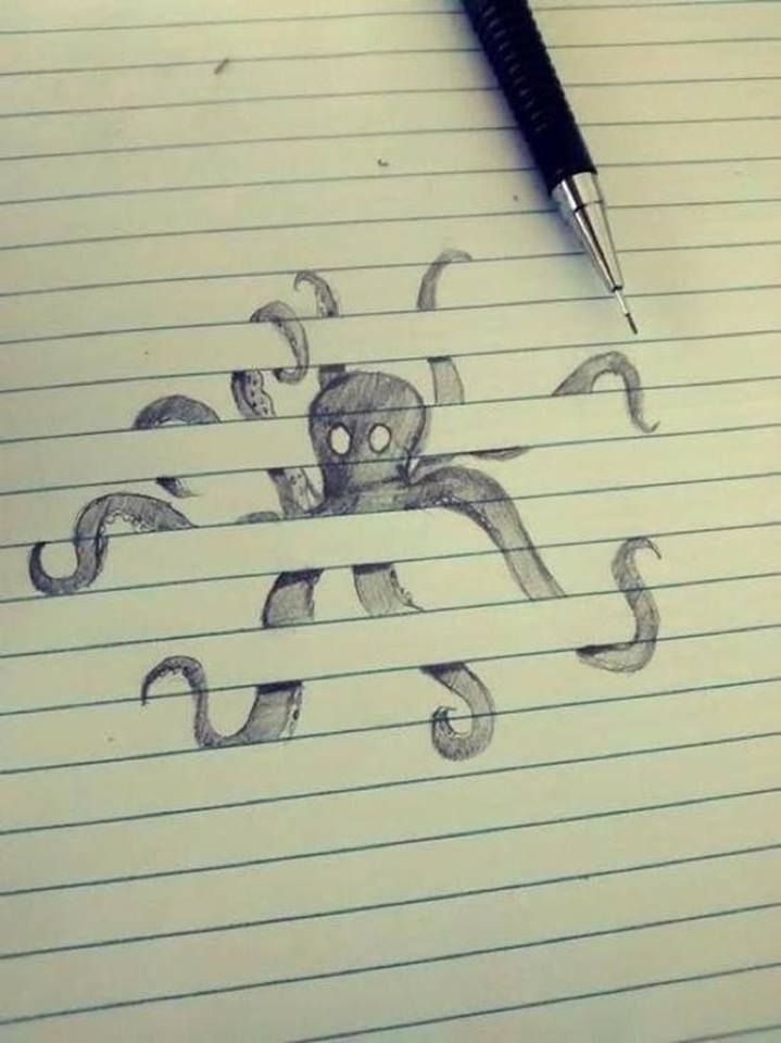 Drawn tentacle vector And Drawn Hand about Drawn
