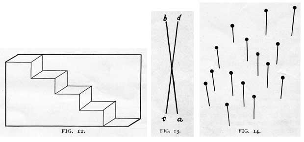 Drawn optical illusion figure drawing OPTICAL 14 Optical VISUAL and