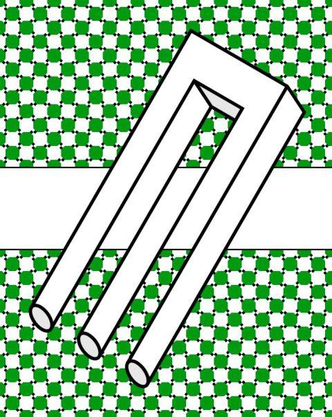 Drawn optical illusion floor Illusion Illusion 25dip You Dazzle