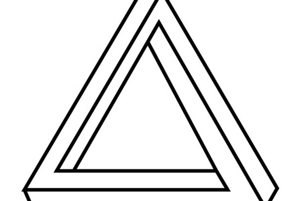 Drawn optical illusion fun easy Draw images Optical Illusions Optical