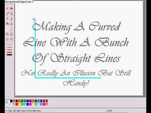 Drawn optical illusion fun easy To YouTube Paint trueeeplayawill? Optical