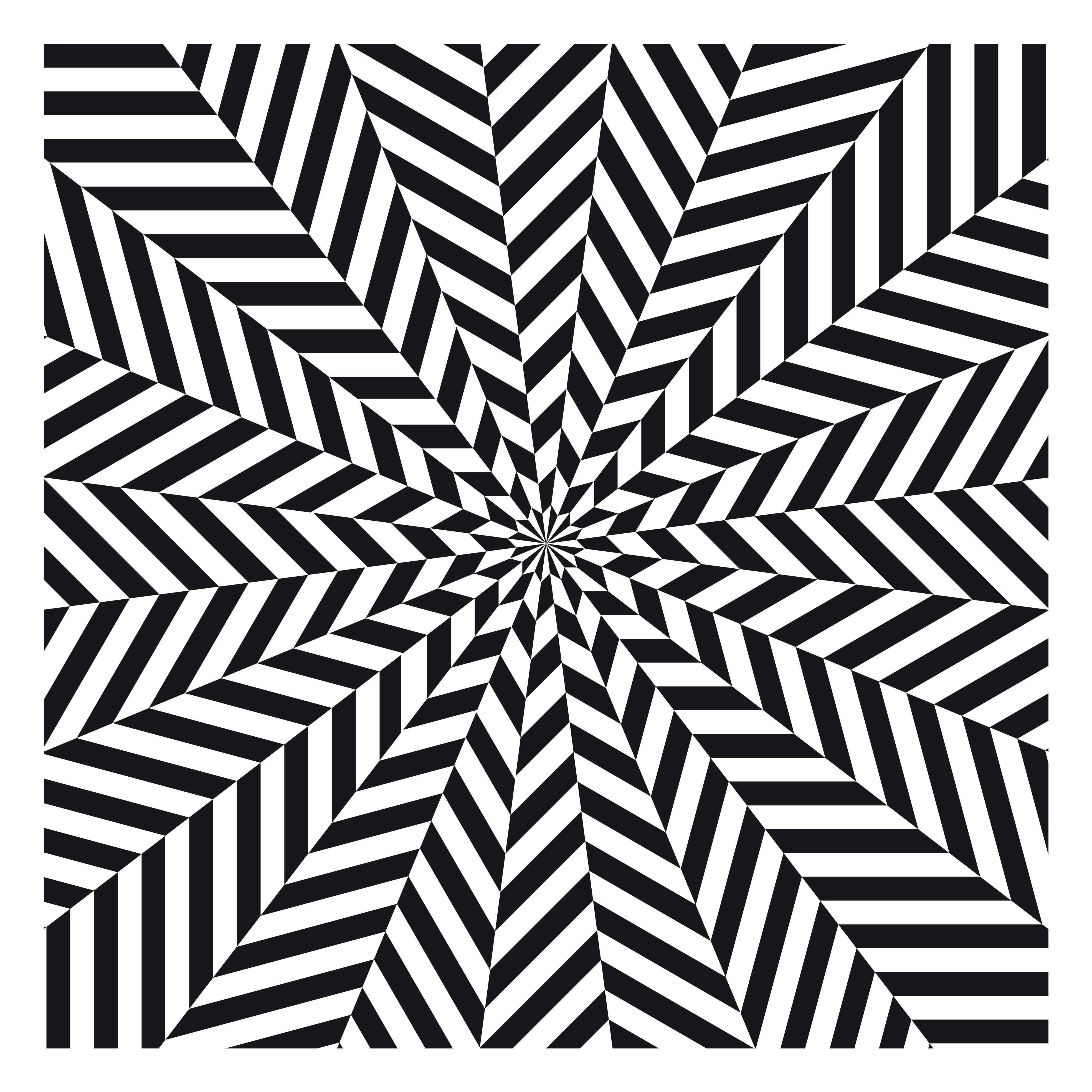 Drawn optical illusion geometric OpticalOptical Illusions Untitled wordpress Pinterest