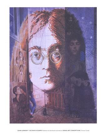 Drawn optical illusion harry potter John John Lennon Lennon illusion