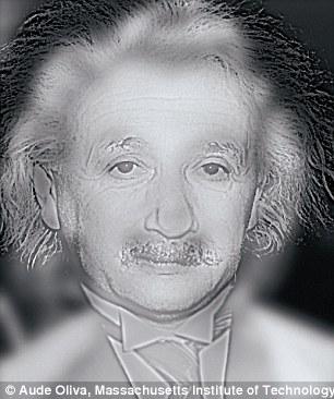 Drawn optical illusion harry potter Albert optical Daily illusions Einstein