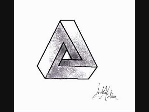 Drawn optical illusion impossible How Illusion triangle impossible your