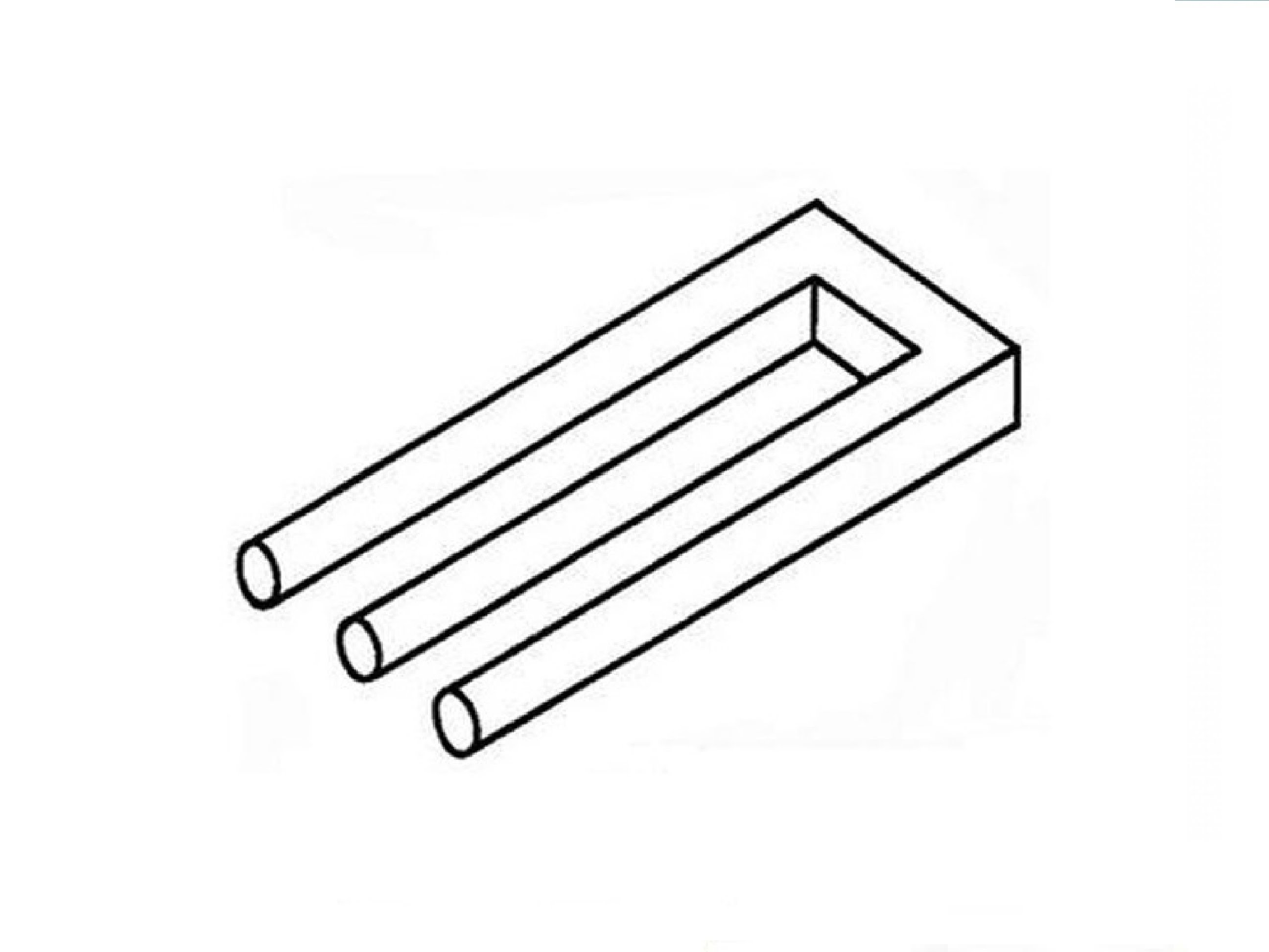 Drawn optical illusion impossible There? To To How Trident: