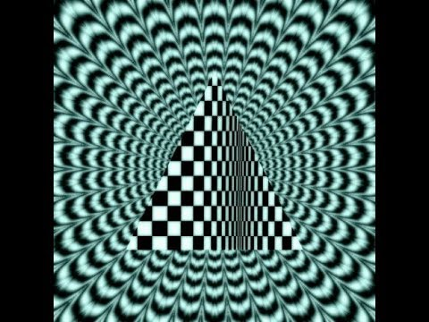 Drawn optical illusion mind bending Blowing Illusion YouTube Mind Optical