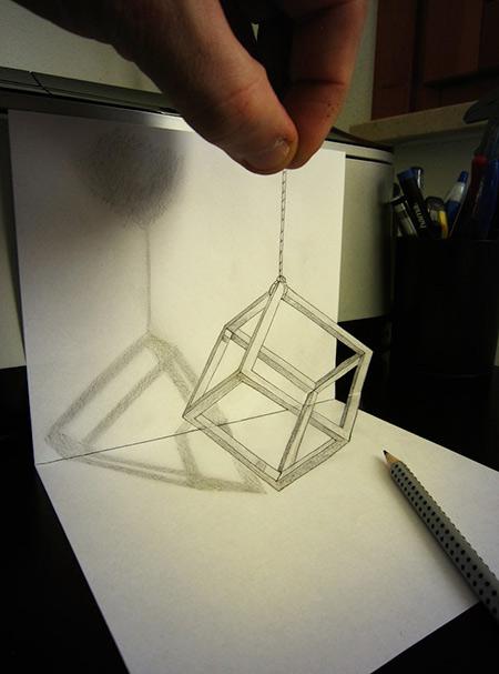 Drawn optical illusion mind bending Are Drawings Optical Bending
