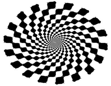 Drawn optical illusion obstacle  Pinterest Google optyczne Google