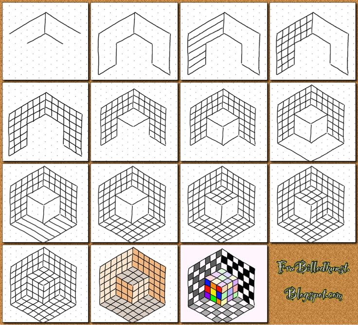 Drawn optical illusion op art On DRAW best and DRAW