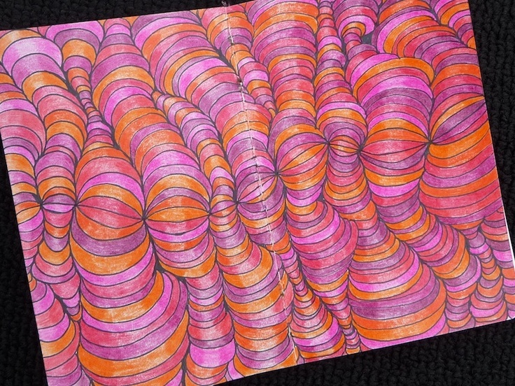 Drawn optical illusion op art On Op about and on