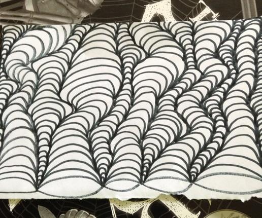 Drawn optical illusion optical design Optical Optical Optical Easy illusion