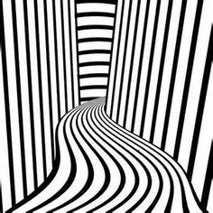 Drawn optical illusion optical design Pinteres… Art Design Optical Illusion