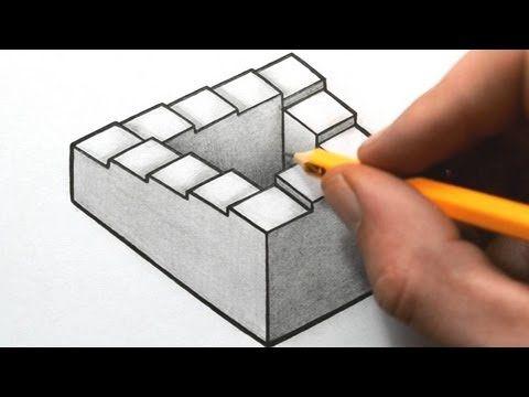 Drawn stars penrose Pinterest drawings ideas on illusions