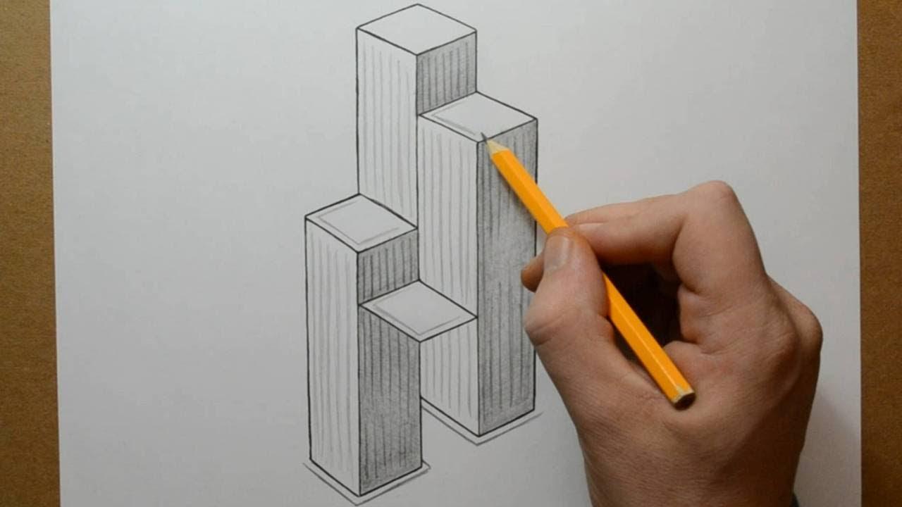 Drawn skyscraper YouTube  to Optical How