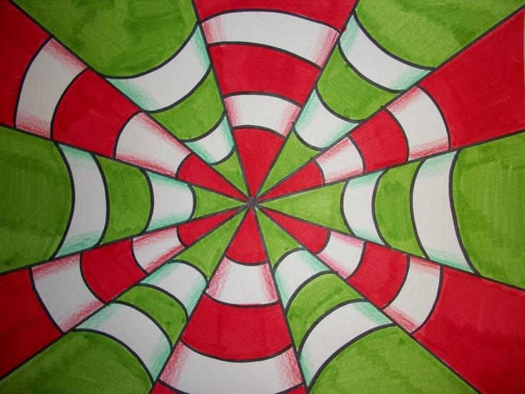 Drawn optical illusion quick Images 338 Art on Art