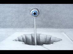 Drawn optical illusion random  more topics Illusion a