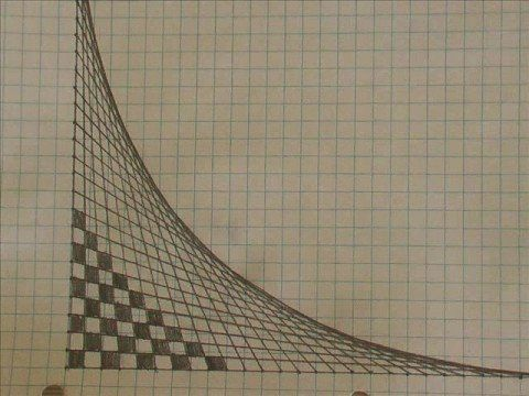 Drawn optical illusion really To draw really best optical