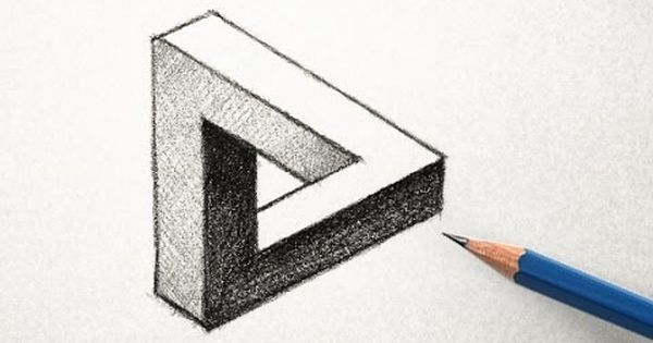 Drawn stare optical illusion To YouTube draw  Impossible