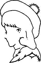 Drawn zodiac optical illusion #10