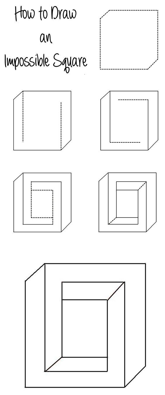 Drawn computer Best #ShermanFinancialGroup illusions ideas Square