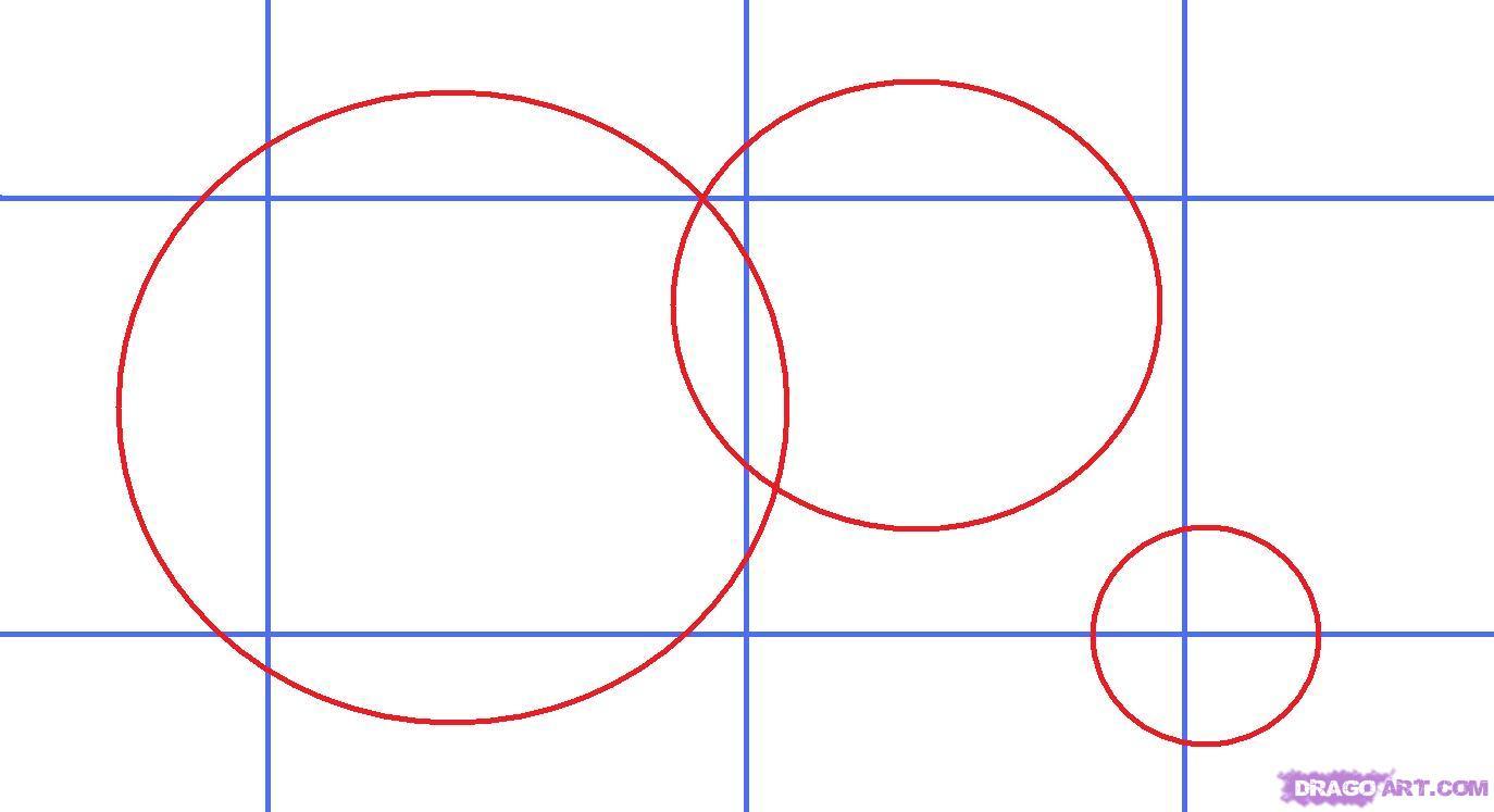 Drawn optical illusion step by step Pop optical an Optical 2