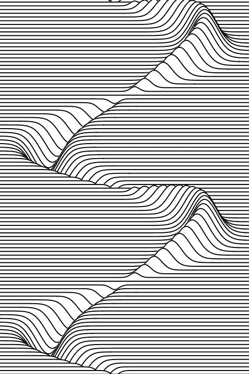 Drawn optical illusion trippy 25+ drawings Optical  Best