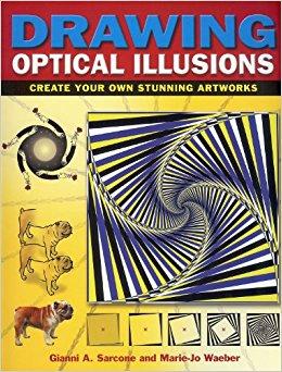 Drawn optical illusion visual illusion Illusions: Jo com: Own Artworks: