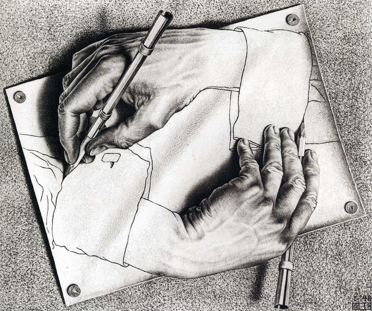 Drawn optical illusion wallpaper Illusions Drawings wallpaper Illusions Drawings