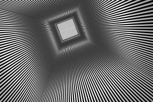 Drawn optical illusion wallpaper Wallpaper Optical Illusions WallDevil Lines