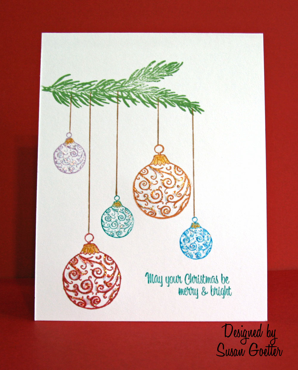 Drawn ornamental christmas card For Christmas Search Search kids
