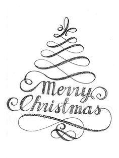 Drawn ornamental christmas card Afbeeldingsresultaat christmas Cards voor GeekInk